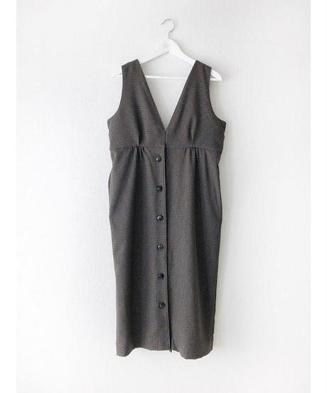 SK002(AW)  [1] PAIR - V Jumper Skirt