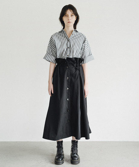 SK001 [1] PAIR - Gather Skirt