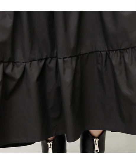 夏桜*多レイアース プリーツ スカート ワンピース ns1901013-006
