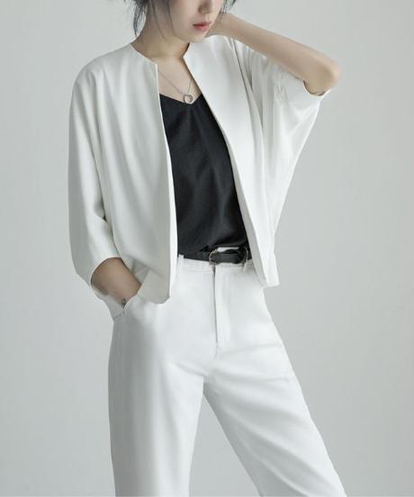 夏桜*薄い 7分 スーツジャケット ns190805-96