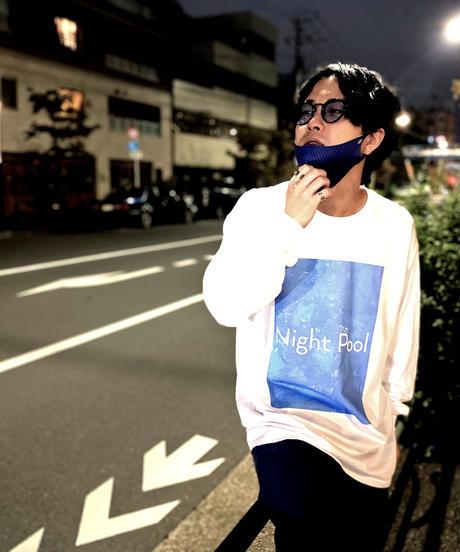 Night Pool Long Tee