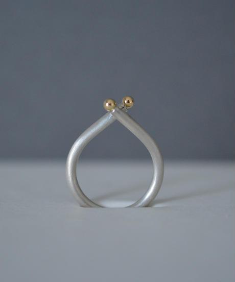unik | GAMAGUCHI ring