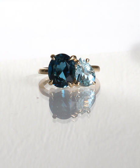 HiMARI | Upcycle Gemstone Ring