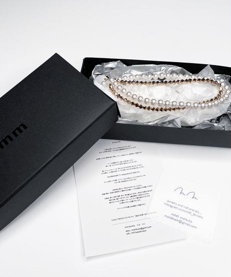 mm | neppierce 3 | necklace