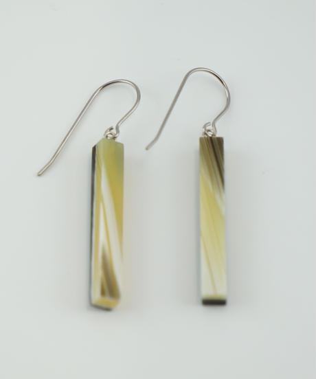 KISSO   pierced earrings stick