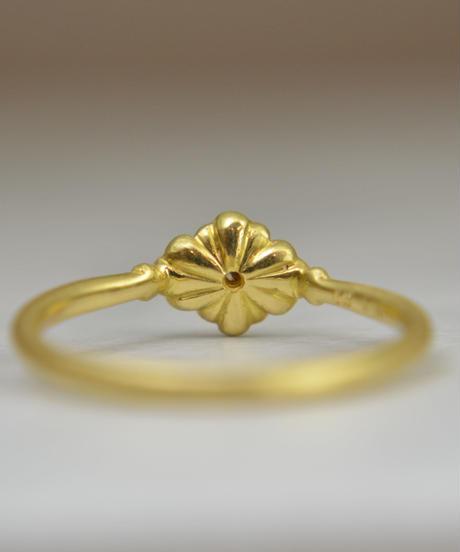 cocoron | Flower Pinkdiamond ring