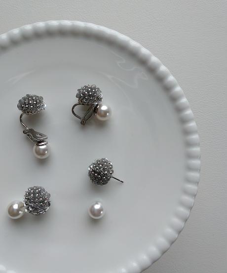 Bouquet du bijoux | matsubokkuri pierce