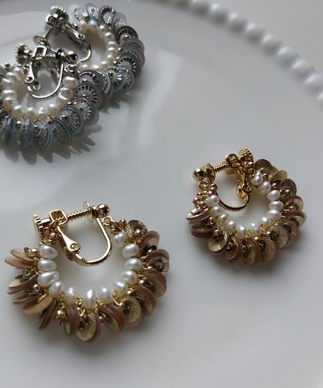 Bouquet du bijoux | lace earring