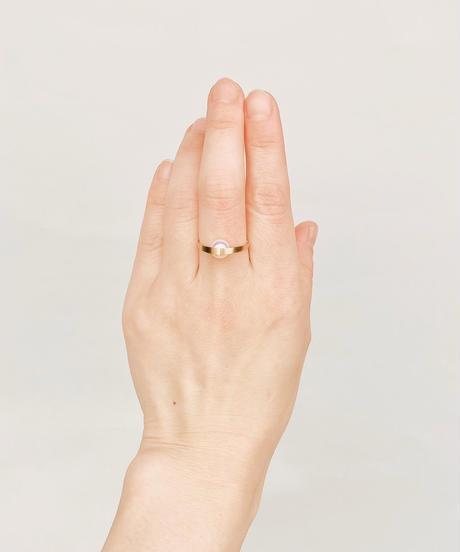 uran | Pearl ring