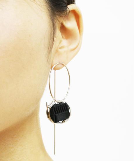 CHIKAKO YAJIMA | Ripple  Earring