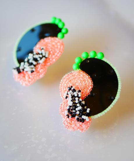 tsububu | mijinko earring