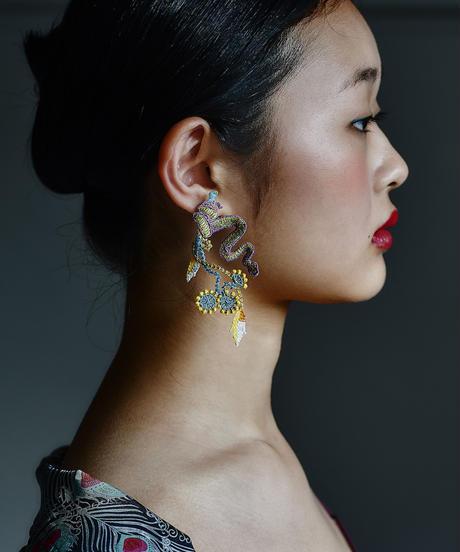 ARRO | garden earring