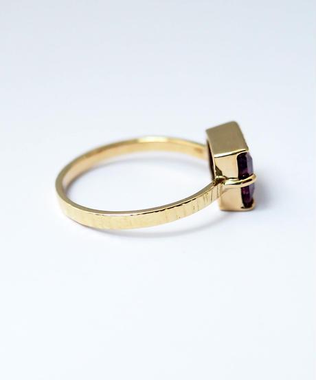 LiniE | Zebra Tourmaline Ring