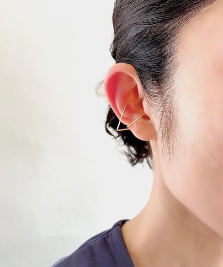 uran   Sankaku earcuff