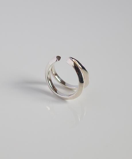 atur | Theo II cuff silver