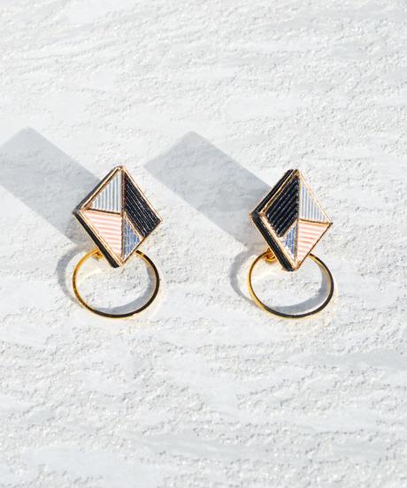 RITUAL | Square Hoop earring