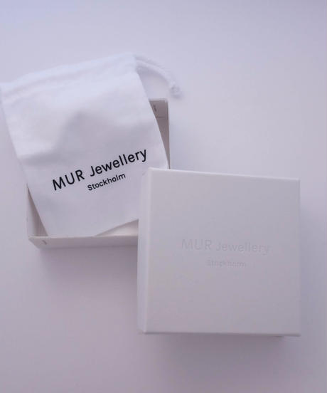 MUR Jewellery I Palette Necklace shiny silver