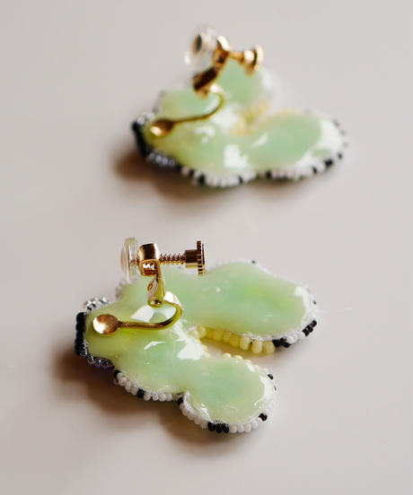 tsububu | imomushi earring