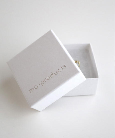 ma-products | FOR ME ring silver