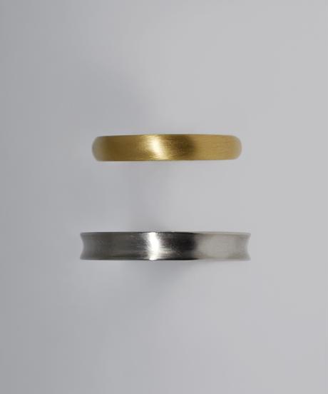 neutra | kanau - 凹 ring