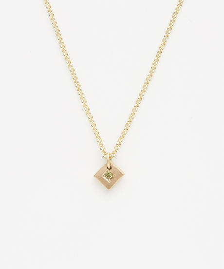 cherrybrown | gold necklace (1top)