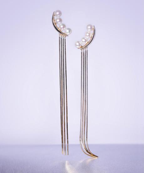 HiMARI | Upcycle  Pearl Earring