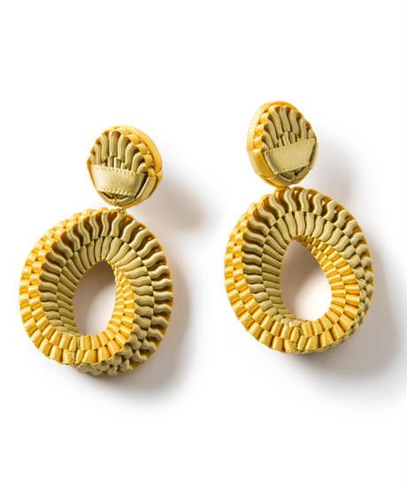 CHIKAKO YAJIMA | Mobius earrings