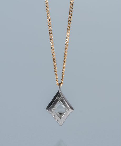 CAHiER | Uncut Diamond Necklace