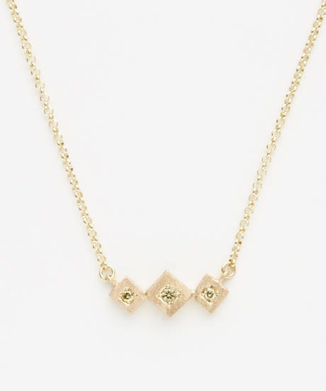 cherrybrown | gold necklace  (3top)