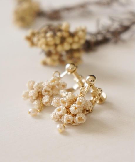 cotoyo matsue|Seeds earring, pierce