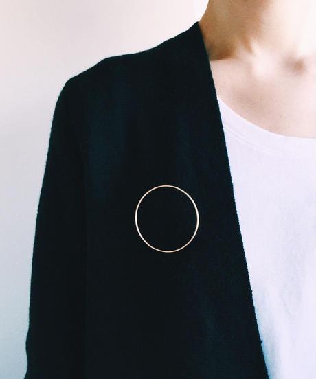 Muresi | tomoni brooch L