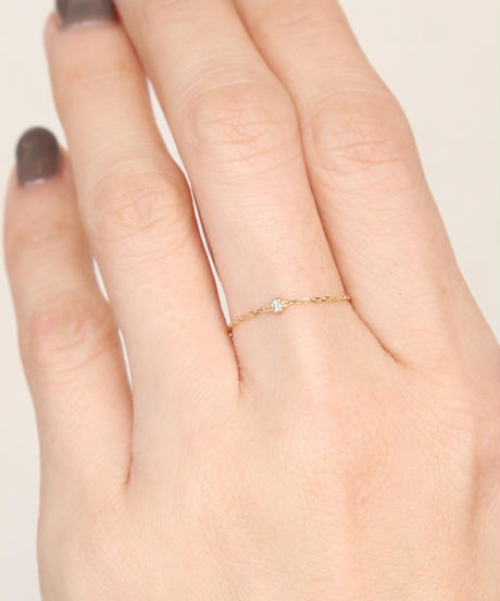 cherrybrown | gold ring