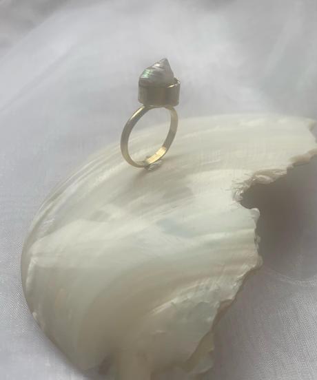 KAKERA   Snail ring