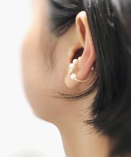 MINIMUMNUTS | dot ear cuff G