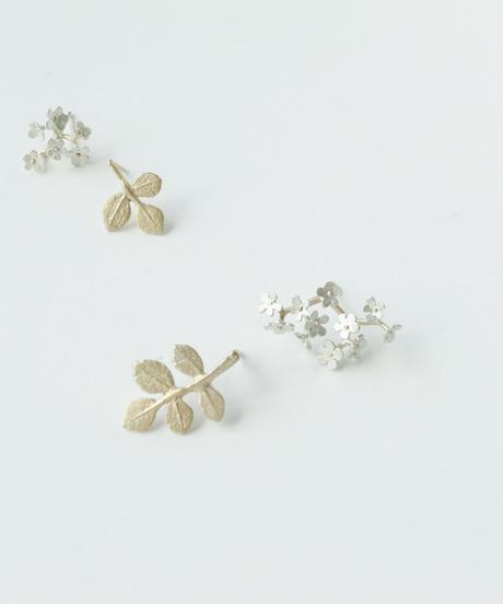 Anima uni | Elderflower 6 earrings