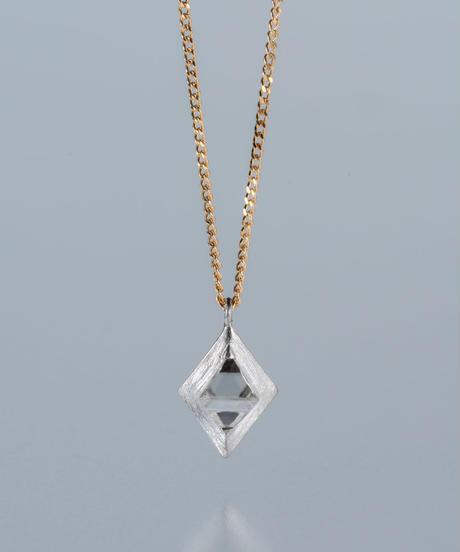 CAHiER   Uncut Diamond Necklace