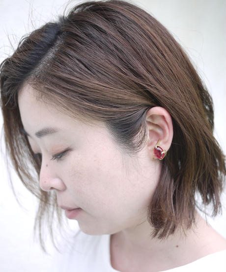 Nando Jewelry | Gold ear cuff -L-