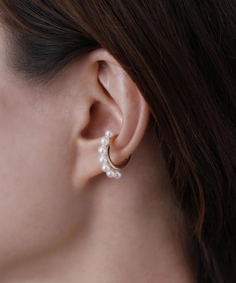 HiMARI | Upcycle  Pearl Ear Cuff