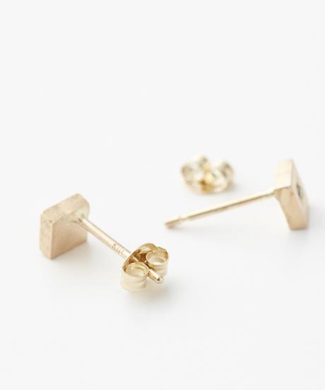 cherrybrown | gold earring