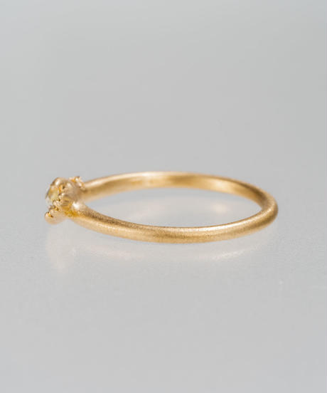 CAHiER | Uncut Diamond Ring