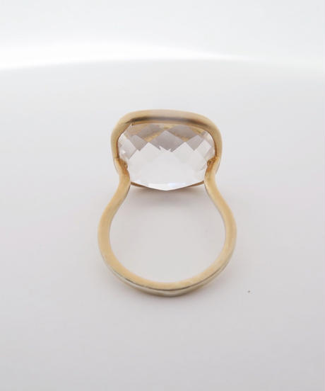 ColouR | Square stone ring