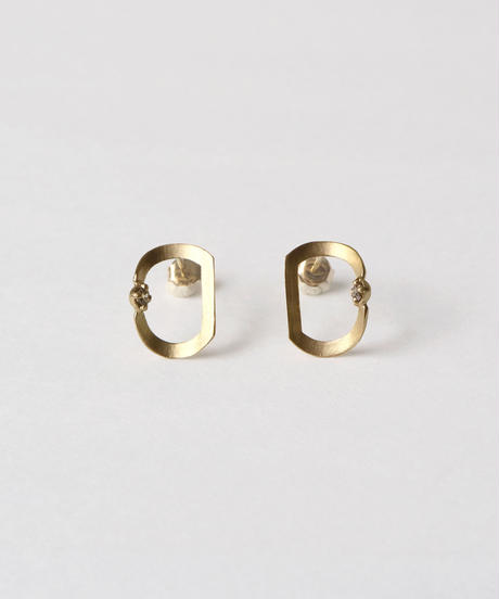 ma-products   FOR ME pierced earrings silver