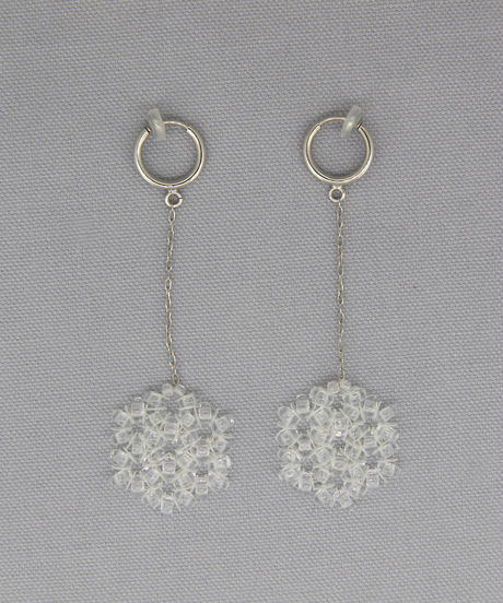 PENTA | Hexagon Pierced/Earrings