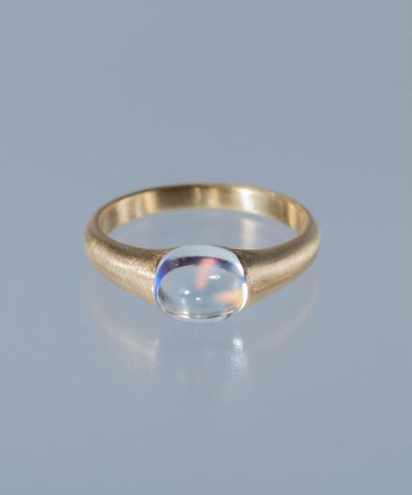 CAHiER | Rainbow Moonstone Ring