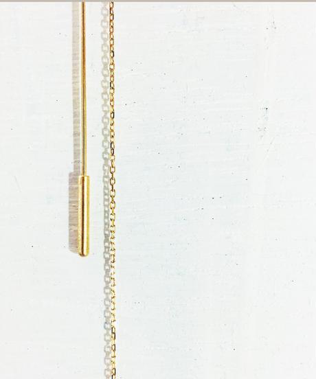 Muresi | tenui brooch 60cm