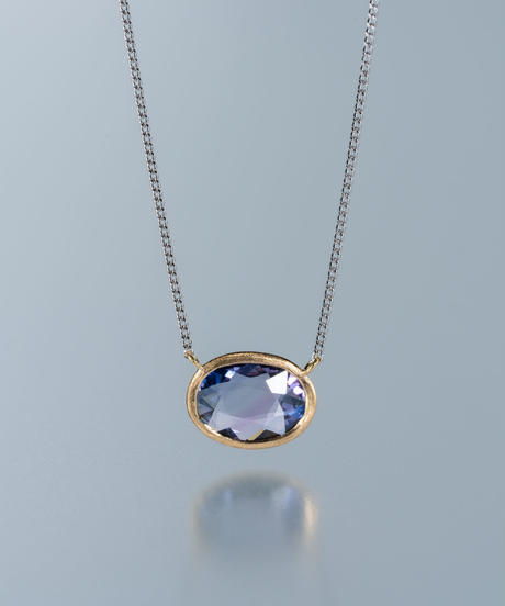CAHiER | Sapphire Necklace