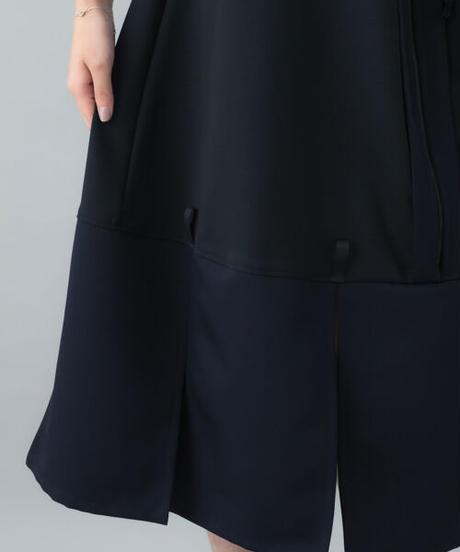 【21SS 受注予約商品】屋台ワンピ ( blue , black )