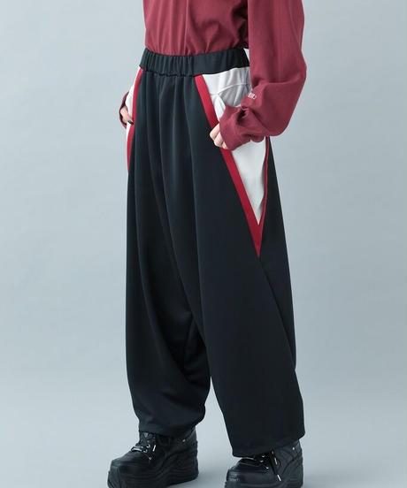 【21-22AW collection受注予約商品】神主ジャージパンツ ( gray , black )