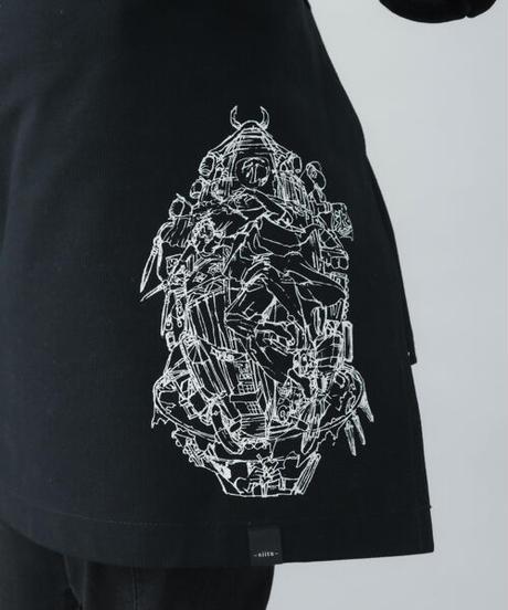 後宴エプロン( キャメル , black )  ※21SSノベルティーです(税込¥40,000~)