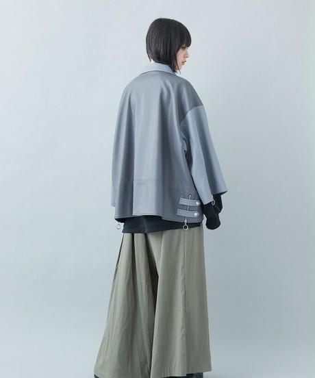 【21-22AW collection受注予約商品】キモノライダース ( gray , black )